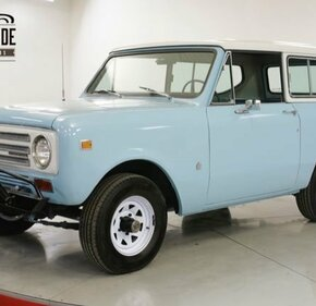 1972 International Harvester Scout for sale 101143991