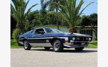 1972 Ford Mustang for sale 101144057