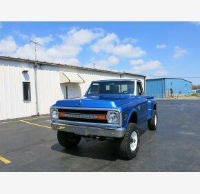 1970 Chevrolet C/K Truck 4x4 Regular Cab 2500 for sale 101144059