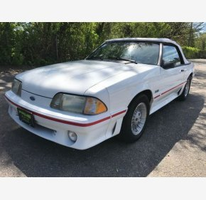 1987 Ford Mustang GT Convertible for sale 101144158