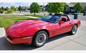 1984 Chevrolet Corvette Coupe for sale 101144183