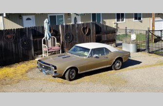 1967 Chevrolet Camaro SS Coupe for sale 101144186