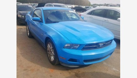 2012 Ford Mustang Coupe for sale 101144271