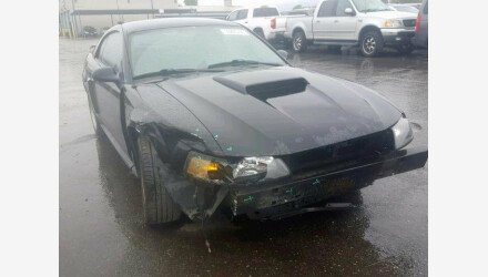 2002 Ford Mustang GT Coupe for sale 101144296