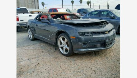 2015 Chevrolet Camaro LT Coupe for sale 101144309