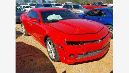 2015 Chevrolet Camaro LT Coupe for sale 101144341