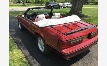 1987 Ford Mustang LX V8 Convertible for sale 101144783