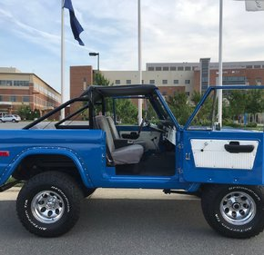 1974 Ford Bronco for sale 101144822