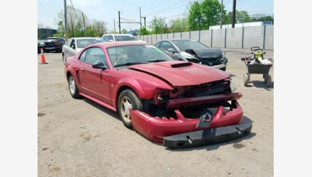 2000 Ford Mustang Coupe for sale 101144872