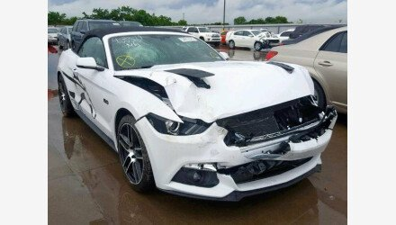 2015 Ford Mustang GT Convertible for sale 101144878
