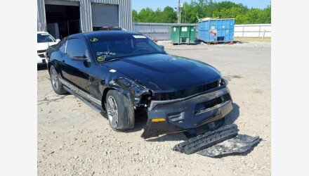 2012 Ford Mustang Coupe for sale 101144892