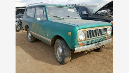 1974 International Harvester Scout for sale 101144940