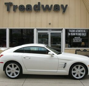2004 Chrysler Crossfire Coupe for sale 101145289