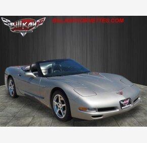 2001 Chevrolet Corvette Convertible for sale 101145314