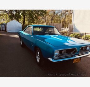1968 Plymouth Barracuda for sale 101145333