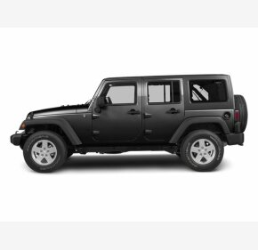2013 Jeep Wrangler 4WD Unlimited Sahara for sale 101145334