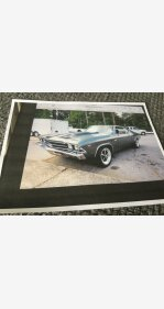 1969 Chevrolet Chevelle SS for sale 101145418