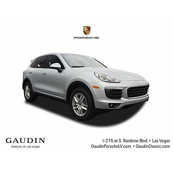 2018 Porsche Cayenne for sale 101145470