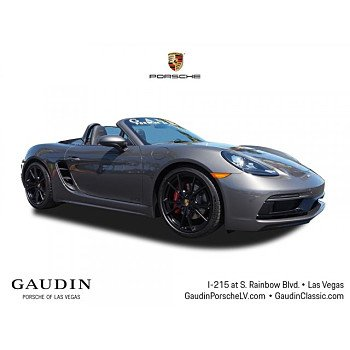 2018 Porsche 718 Boxster S for sale 101145472