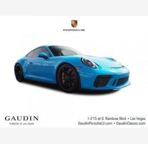 2018 Porsche 911 GT3 Coupe for sale 101145514