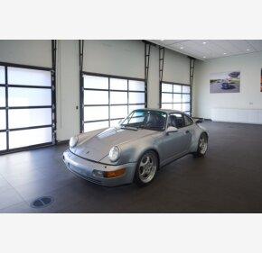 1991 Porsche 911 Turbo Coupe for sale 101145561