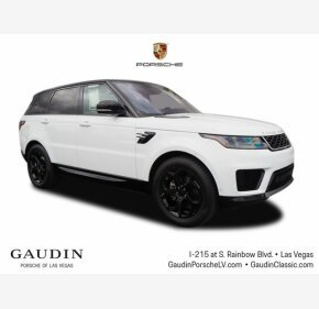 2018 Land Rover Range Rover Sport HSE for sale 101145606