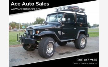 1967 Toyota Land Cruiser for sale 101145636