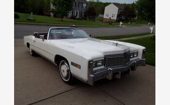 1975 Cadillac Eldorado Convertible for sale 101145639