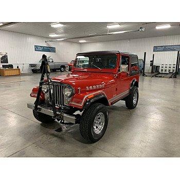 1984 Jeep CJ 7 for sale 101145644