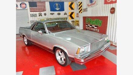 1978 Chevrolet El Camino for sale 101145692