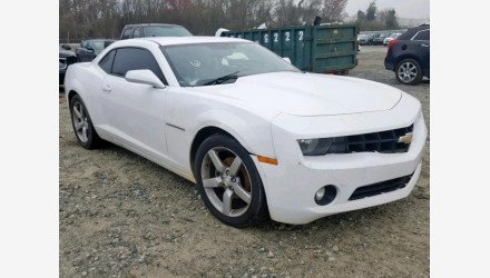 2012 Chevrolet Camaro LT Coupe for sale 101145707