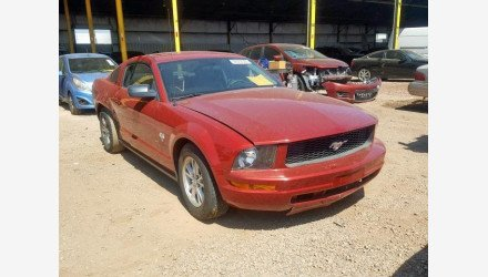 2009 Ford Mustang Coupe for sale 101145800