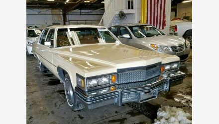 1979 Cadillac De Ville for sale 101145839