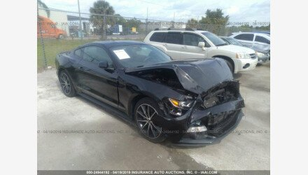 2017 Ford Mustang Coupe for sale 101145870