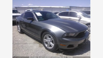 2012 Ford Mustang Coupe for sale 101145902