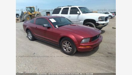 2007 Ford Mustang Coupe for sale 101145986