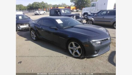 2014 Chevrolet Camaro LT Coupe for sale 101146023