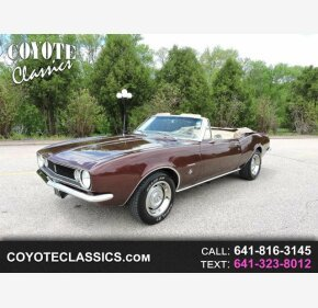 1967 Chevrolet Camaro for sale 101146136
