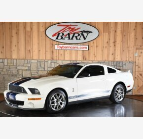 2007 Ford Mustang Shelby GT500 Coupe for sale 101146204