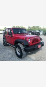 2013 Jeep Wrangler 4WD Unlimited Sport for sale 101146246