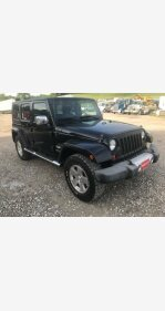 2009 Jeep Wrangler 4WD Unlimited Sahara for sale 101146247