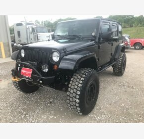 2007 Jeep Wrangler 4WD Unlimited Sahara for sale 101146249