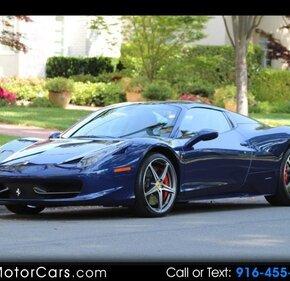 2012 Ferrari 458 Italia Spider for sale 101146274