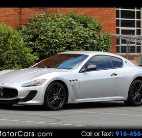 2012 Maserati GranTurismo MC Stradale Coupe for sale 101146275