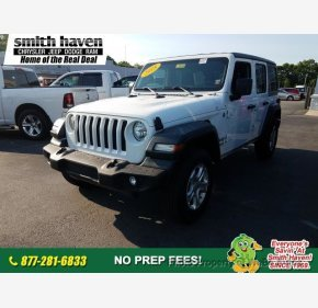 2018 Jeep Wrangler 4WD Unlimited Sport for sale 101146323