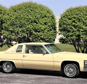 1979 Cadillac De Ville for sale 101146353