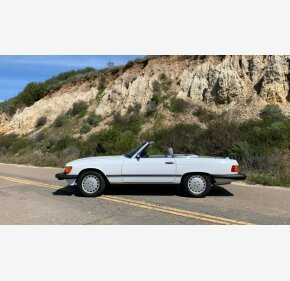1989 Mercedes-Benz 560SL for sale 101146383