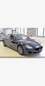 2015 Maserati Quattroporte S Q4 for sale 101146386