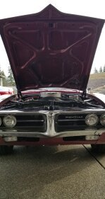 1967 Pontiac Firebird Convertible for sale 101146445