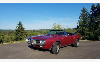 1967 Pontiac Firebird Convertible for sale 101146445